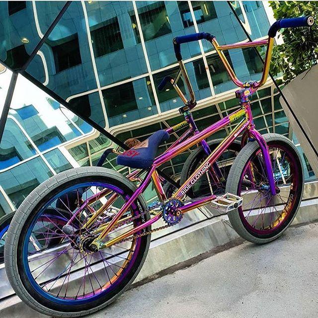 Bmxmarcus S Dream Bike Bike Freestyle Bmx Bikes Bmx Street
