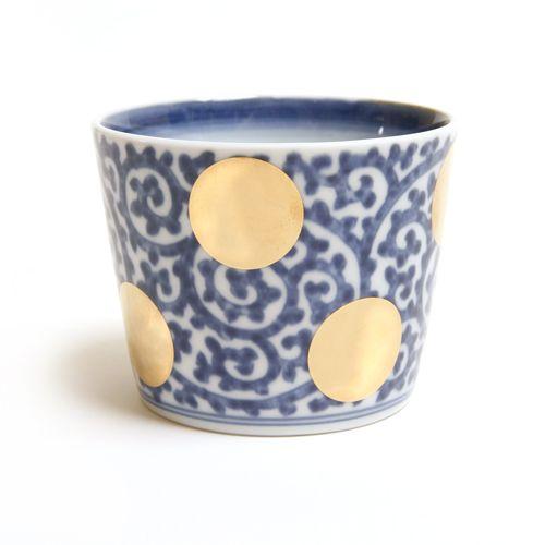 amabro tableware= traditional Japanese Soba-cup meets amabro.