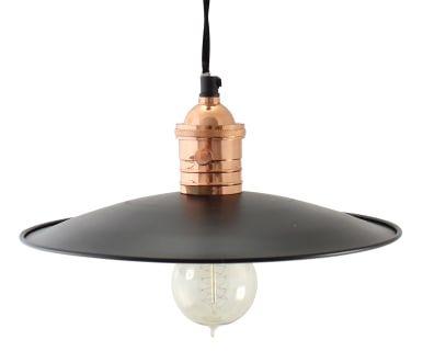"""Závěsné svítidlo """"Sigge"""", Ø 27, výš. 10 cm"""