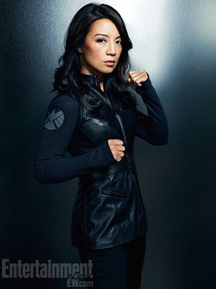 """Agents of SHIELD"" Ming-Na Wen as Agent Melinda May"