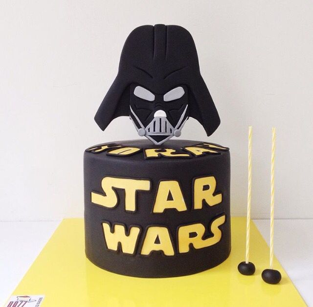 kids star wars cake
