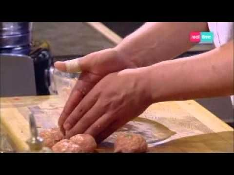 Cucina con Ale - Polpette al sugo
