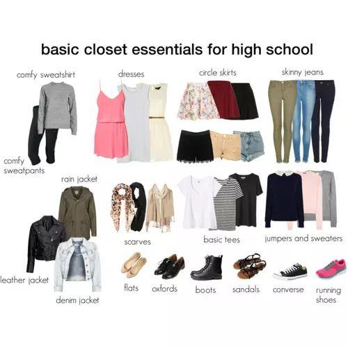 Back to school essentials                                                                                                                                                                                 Plus