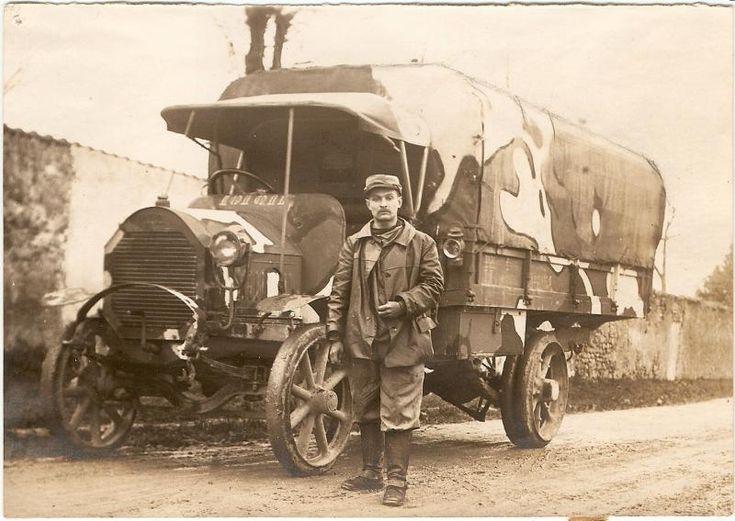 Camion de transport de troupes (site pages14-18)