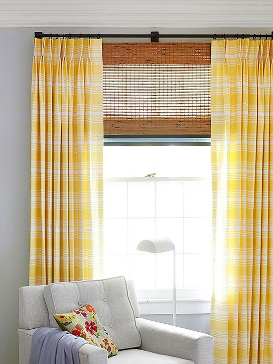 17 Best images about Bamboo blinds & curtains on Pinterest ...