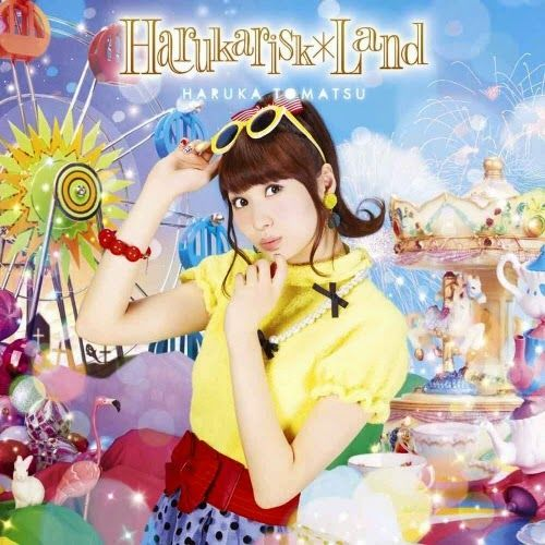 Haruka Tomatsu – Harukarisk*Land  ▼ Download: http://singlesanime.net/album/haruka-tomatsu-harukariskland.html