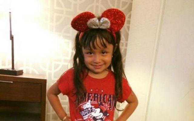 Una vacanza in famiglia a Disneyland si trasforma in tragedia E' accaduto ad Anaheim in California dove la famiglia della piccola Stephanie Martinez era appena tornata in Hotel dopo una giornata passata nel celebre parco divertimenti.  a madre della bimba era n #tragedia #disneyland #raccoltafondi