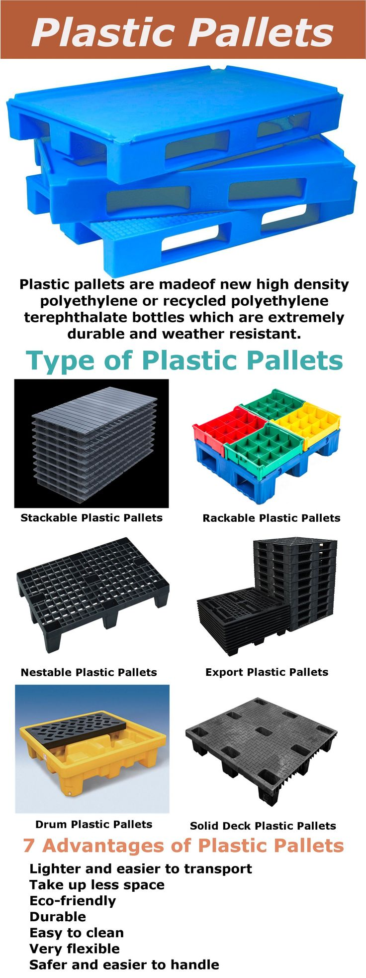 Get Here Business Listings Of Plastic Pallets Manufacturers