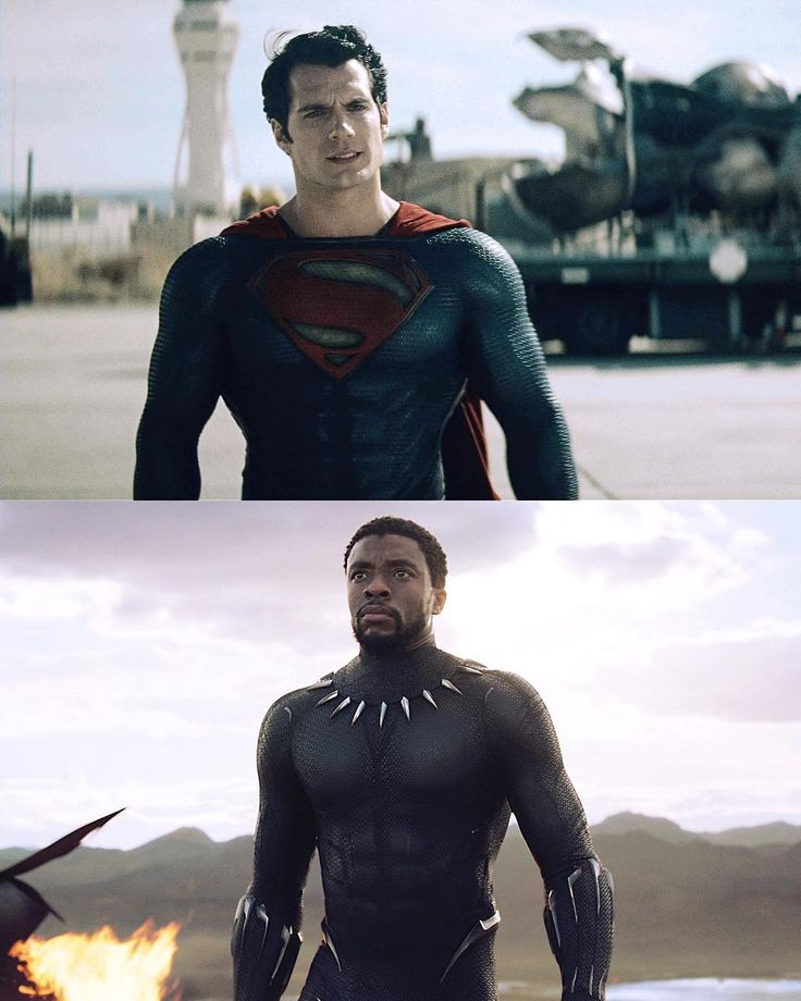 Earlier this week it was revealed that Black Panther costume designer Ruth Carter took inspiration from the silver muscular underneath Supermans suit in Man of Steel. Can you see the inspiration? Which live action costume adaptation do you like better? For me the MoS suit is perfection. I dont know how it will be topped.