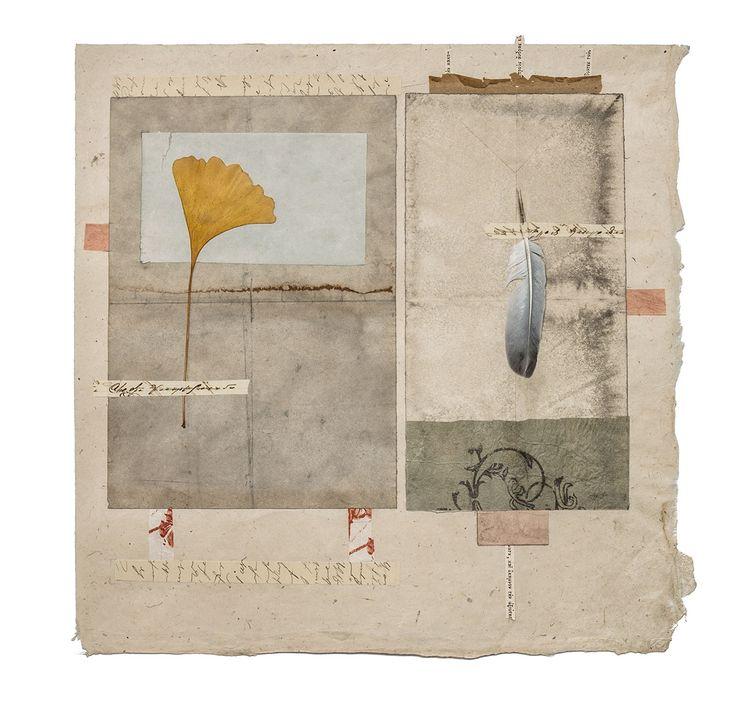 irini gonou, des feuilles et des plumes, 2014