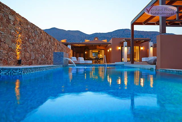 Domes of Elounda 2 Bedroom Luxury Residence with Private Pool - Elounda Bay - Crete - Family Friendly Holidays