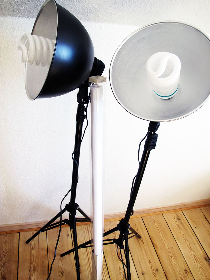 New photo lamps
