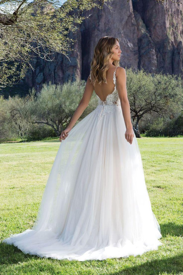 N°7316 Sweetheart – sinnliches Brautkleid aus zar…