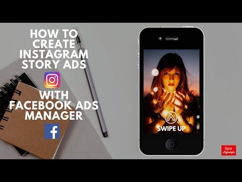 How to create instagram story ads with Facebook Ads manager 2018 https://youtube.com/watch?v=TU_PHKqYJeE