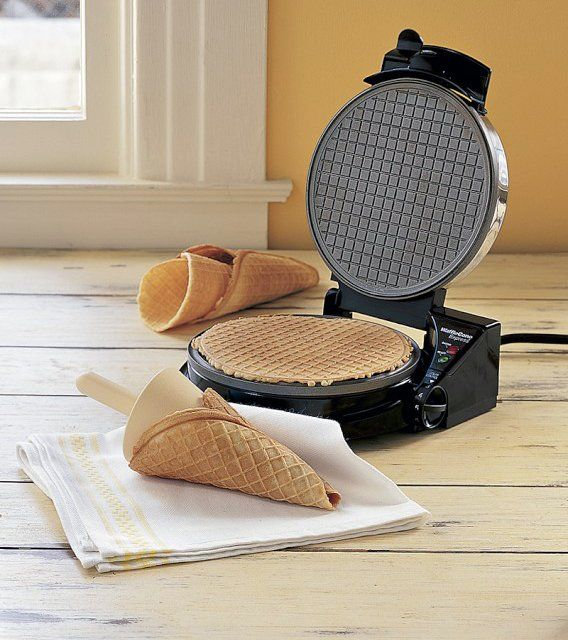 Chef's Choice Waffle Cone Maker