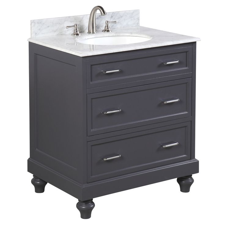 Best 25 30 Inch Bathroom Vanity Ideas On Pinterest  30 Bathroom Pleasing Bathroom Vanity 30 Inch 2018