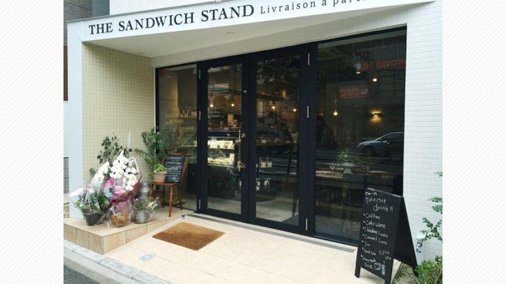 センス溢れるサンドイッチ専門店が薬院大通駅そばに登場