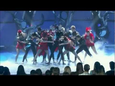 The choreographers on this show are so sick!   So You Think You Can Dance 9 Top 20 Opening - YouTube