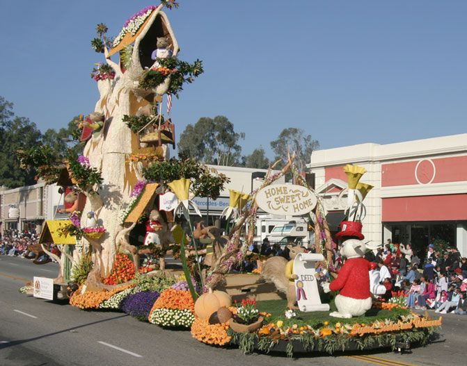 Rose Parade Floats >> 2011 | ... Simple Pleasures: 122nd Annual Rose Parade, Pasadena, California | Rose Parade Past ...