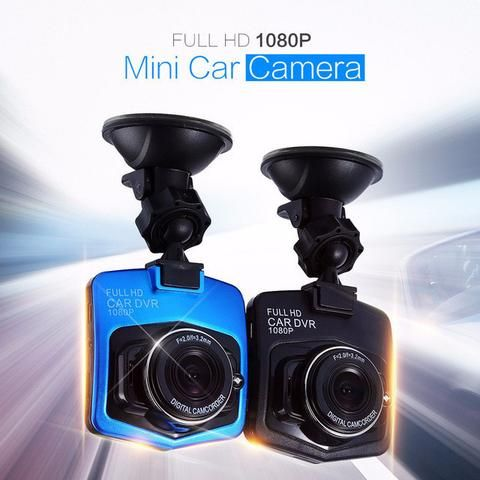 GT300 Dashcam Recorder With Full HD - Big Star Trading - 1