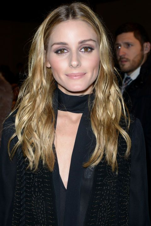 The 10 best haircuts for spring 2016: Olivia Palermo's undone symmetry