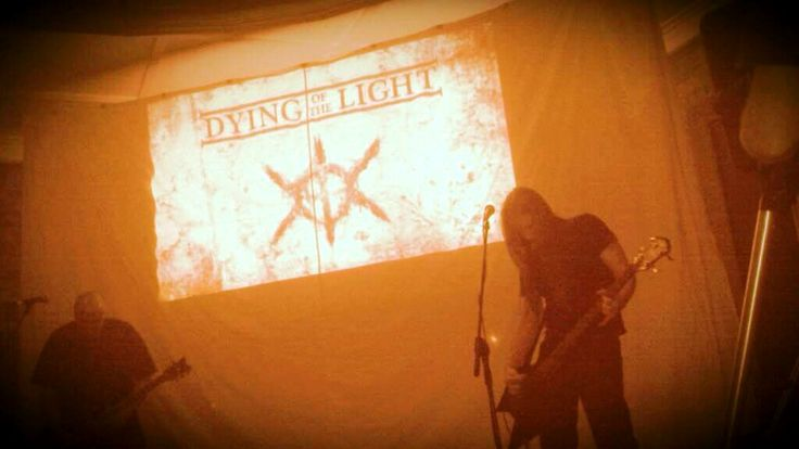 'Dying Of The Light' from New Zealand www.dyingofthelightnz.com