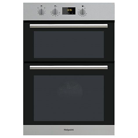 Buy Hotpoint DD2540 Built-In Double Oven Online at johnlewis.com