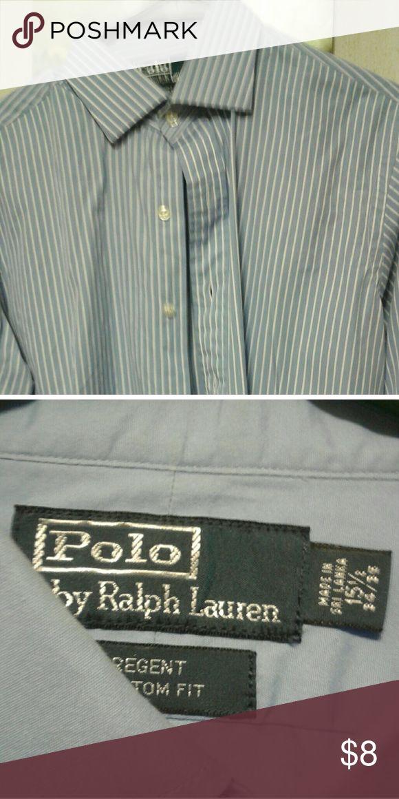 Polo dress shirt long sleeve Polo dress shirt long sleeve very nice Polo by Ralph Lauren Shirts Dress Shirts