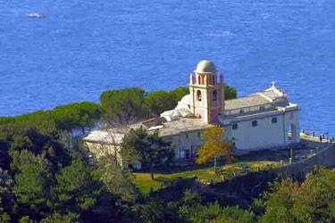 La Via dei Santuari nelle Cinque Terre