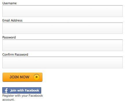Best Web Form Designs Images On   Registration Form