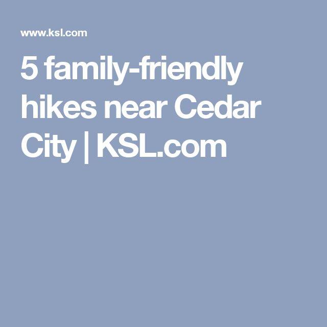 5 family-friendly hikes near Cedar City | KSL.com
