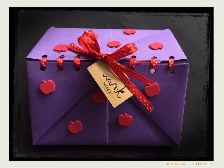 #Caja #regalo de #Nanuk #Accessoris, original y única al igual que nuestros #complementos. https://www.facebook.com/nanukaccessoris