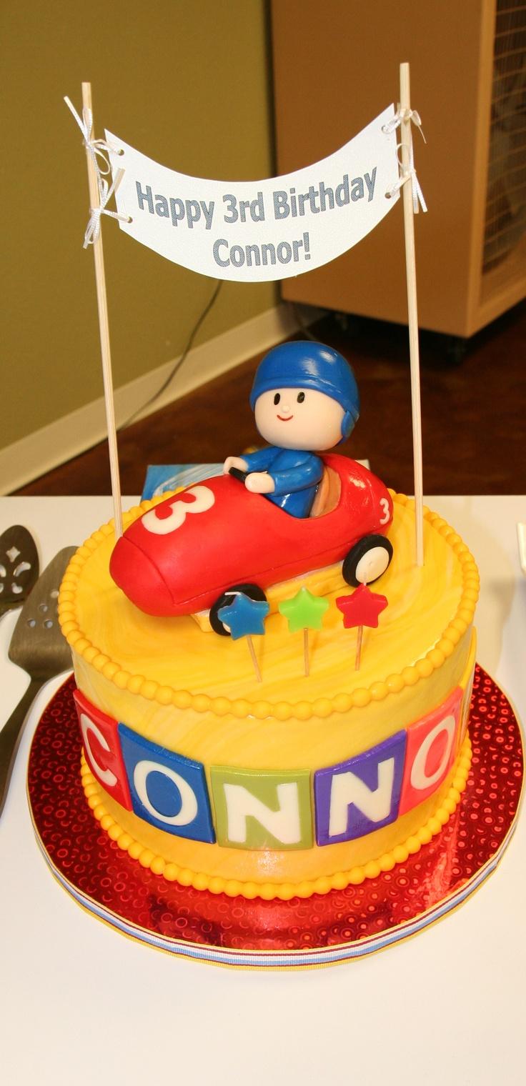 220 Best Pocoyo Cakes Images On Pinterest Birthdays Anniversary