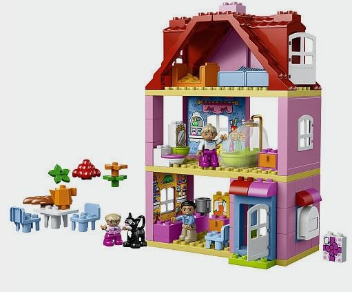 Popular LEGO DUPLO Play House Toys R Us http