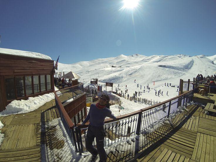 Diário do FDS: Valle Nevado