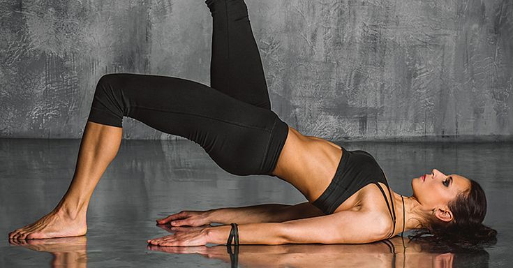 Try this Pilates workout right at home for a 50-minute, full-body burn.