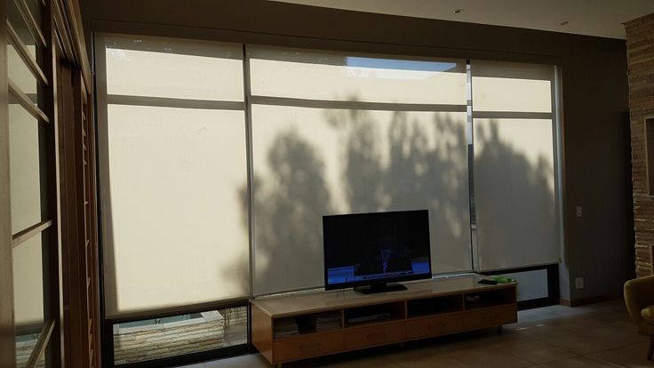Roller Screen Blinds