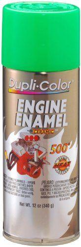 Dupli-Color DE1641 Ceramic Grabber Lime Green Engine Paint - 12 oz. - http://www.caraccessoriesonlinemarket.com/dupli-color-de1641-ceramic-grabber-lime-green-engine-paint-12-oz/  #Ceramic, #DE1641, #DupliColor, #Engine, #Grabber, #Green, #Lime, #Paint #All-Green-Automotive, #Green-Automotive