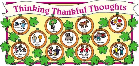 Thanksgiving Wall Display