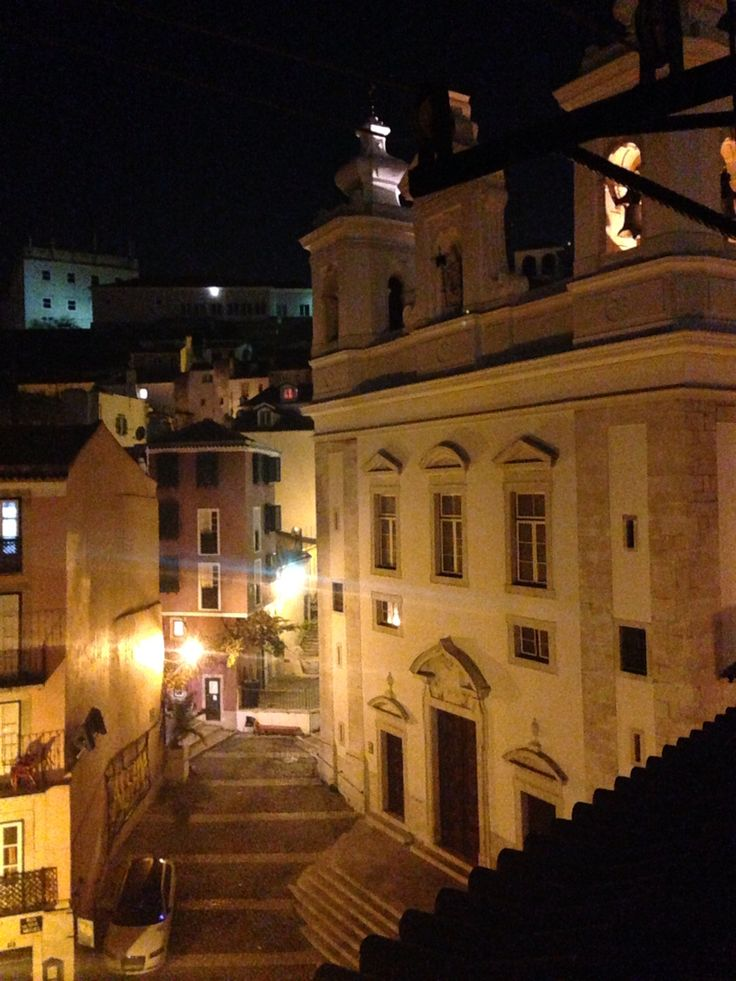 Alfama#Lisboa by night