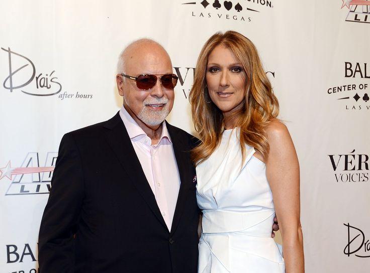 Celine Dion's Husband René Angélil Dead After Battle With Cancer