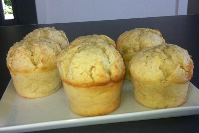 MULLEHUSET.DK: Citron- og appelsin muffins