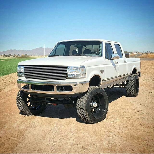 OBS Ford with 08 bumper