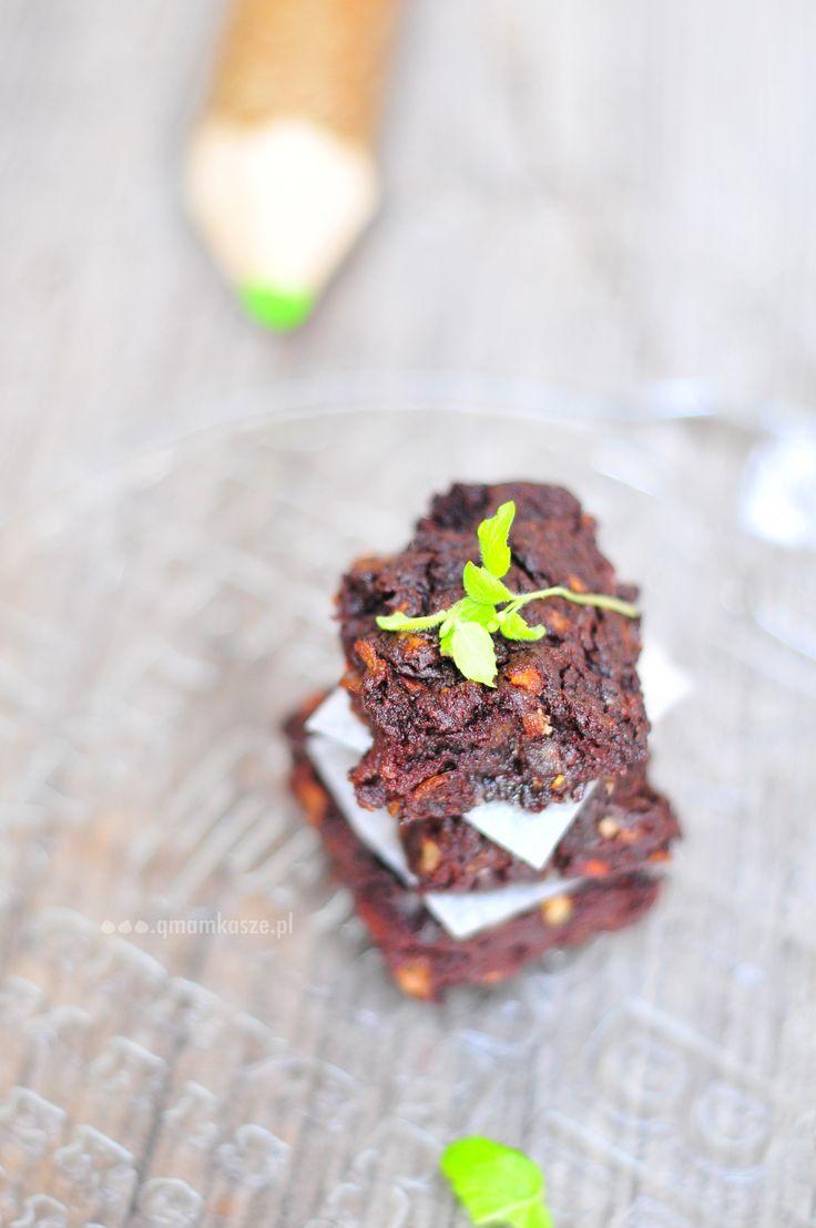 dark brownie - no sugar!