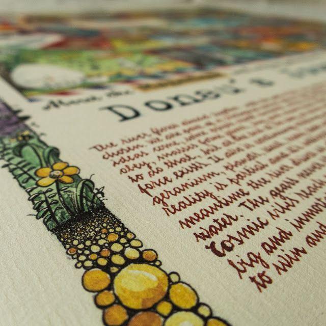 Jose Naranja Donau S Journey Prints For Sale Watercolors Jose