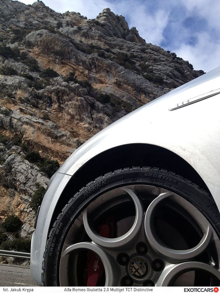 Alfa Romeo Giuletta 2.0 MJ TCT Distinctive: http://exoticcars.pl/testy/alfa-romeo-giulietta-2-0-multijet-tct-distinctive/