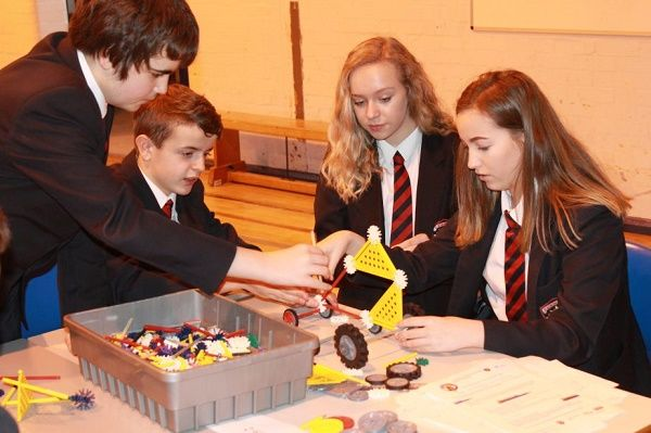 St Benedict's Year 9 students benefit from World of Work Day http://www.cumbriacrack.com/wp-content/uploads/2017/01/KNEX-Challenge-5-for-Web.jpg Students from St Benedict's Catholic High School, have this week enjoyed the annual World of Work Day    http://www.cumbriacrack.com/2017/01/30/st-benedicts-year-9-students-benefit-world-work-day/