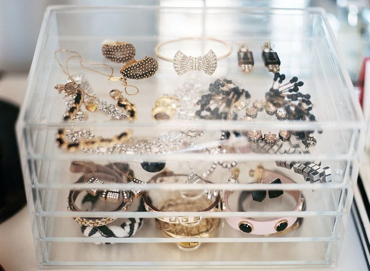 6 Hot Ideas for Organizing Jewelry -- One Kings Lane