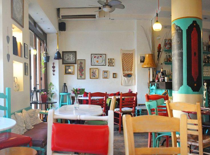 5 μοντέρνα καφενεία που αγαπάμε - Parallaxi Magazine