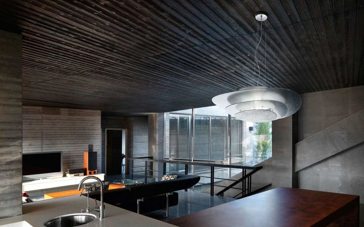 Plana SO 65 pendant by #MuranoLuce